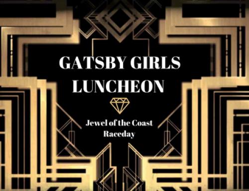GIRLS ON TOUR – GATSBY LUNCHEON