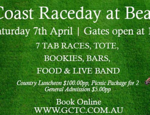 Gold Coast Racing at Beaudesert Race Club 07/04/18