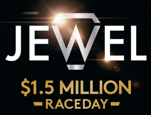 Jewel Raceday – 10 DAYS TO GO