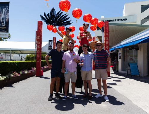 Aquis Celebrates Chinese New Year