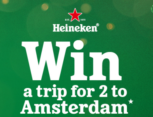 Win a trip for 2 to Amsterdam