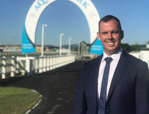 SENIOR RACING OFFICIAL JOINS GOLD COAST TURF CLUB